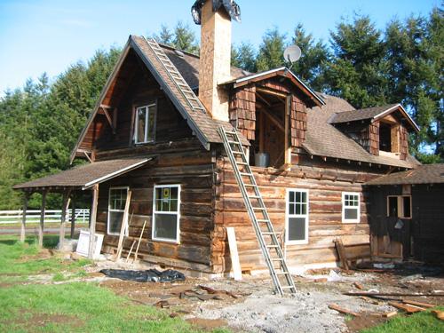 Restoration Cabin